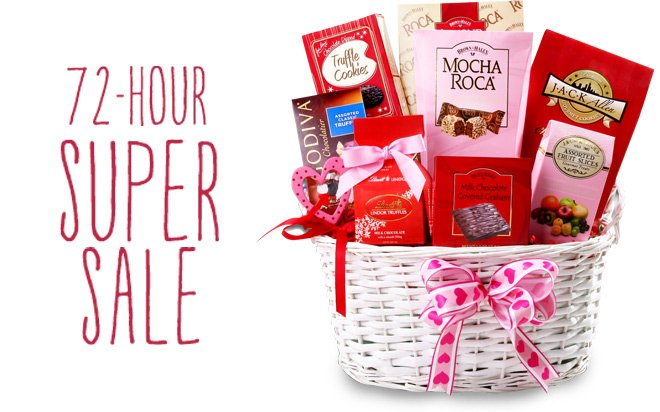 72-Hour Super Sale