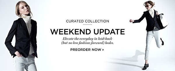 Curated Collection: Weekend Update