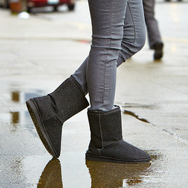 Shearling Style: Women's Boots