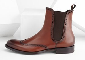 Office Style: Dress Boots