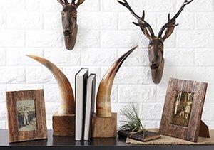 Modern Safari: Rugs, Artwork & More