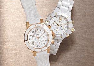 Winter White Watches