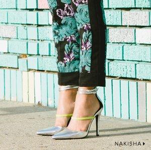 NAKISHA