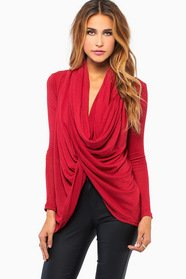 So Twisted Sweater 42