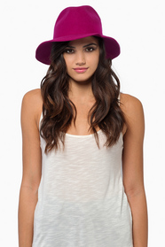 Fancied Fedora Hat 36