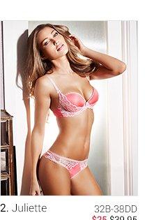 Juliette lingerie set