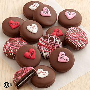 Valentine's Chocolate Covered Oreo® Cookies