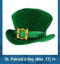Shop St. Patrick's Day