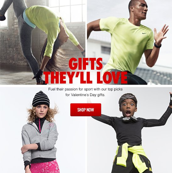 GIFTS THEY'LL LOVE   SHOP NOW