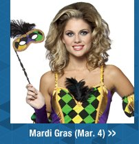Shop Mardi Gras