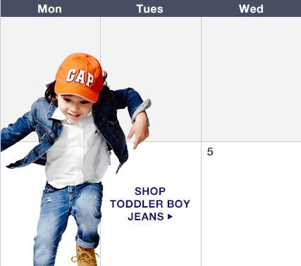SHOP TODDLER BOY JEANS