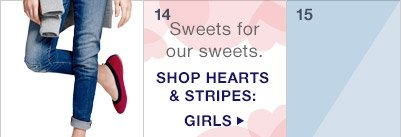 SHOP HEARTS & STRIPES: GIRLS