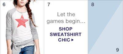 SHOP SWEATSHIRT CHIC