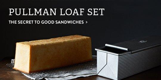 Pullman Loaf Set