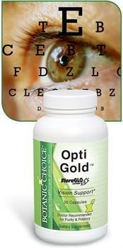 Opti Gold Vision Formula