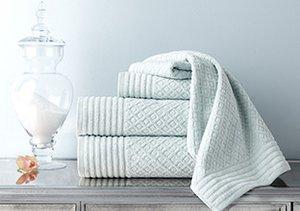 Bath Towels by Espalma