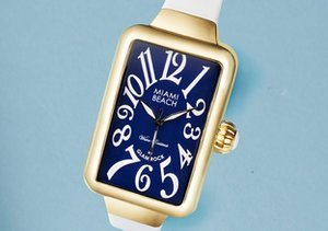 Totally Square: Watches