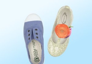 Up to 90% Off: Little Kids' Shoes