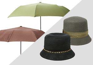 Weatherproof Chic: Accessories
