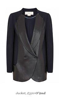 Jacket, £520 0'2nd