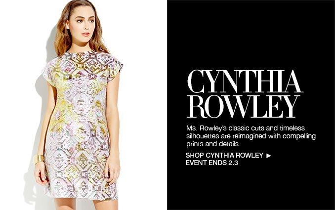 Shop Cynthia Rowley - Ladies.