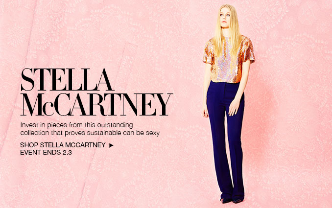 Shop Stella McCartney.
