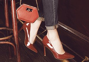 Date Night: Red Shoes, Bags & More