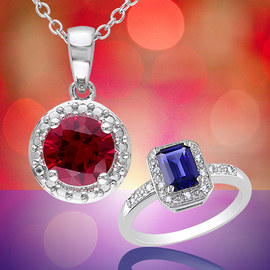 Fire & Ice: Women's Jewelry