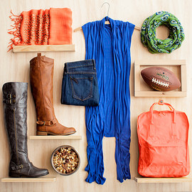 Shop the Look: Football Party