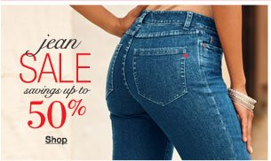 Jeans Sale savings up to 50%
