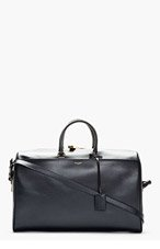 SAINT LAURENT Navy Classic 24 Duffle Bag for men
