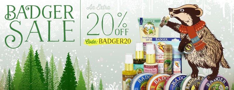 Badger Sale