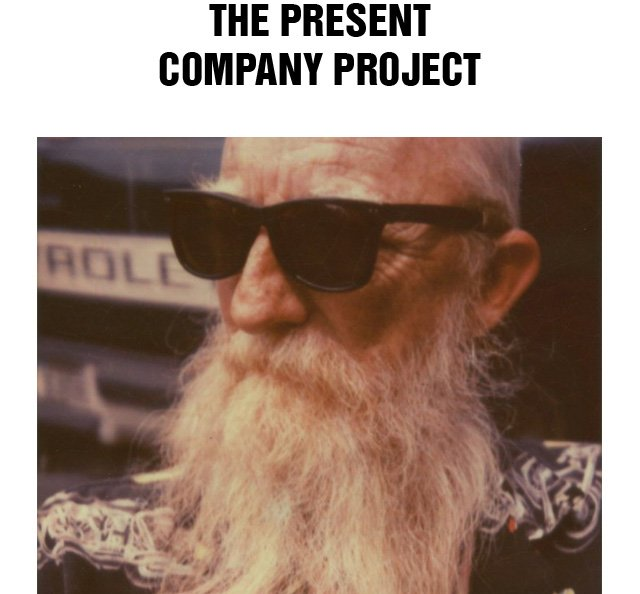The Present Company Project