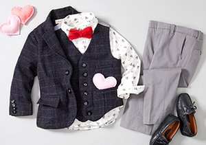 Little Valentine: Boys' Outfits