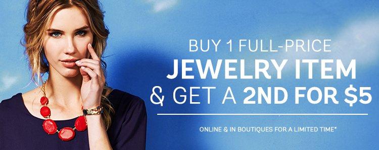 Jewelry Promo