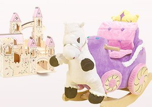 Princess Playtime: Toys & More