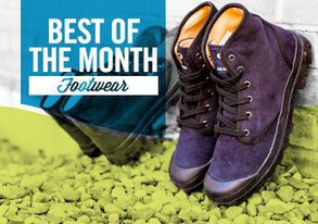 Shop Best of the Month: Footwear from $30