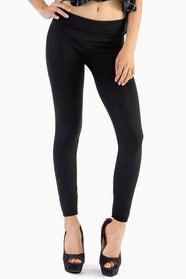 Lazy Fleece Leggings 19