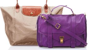 The Best of Proenza Schouler, Mulberry and Longchamp