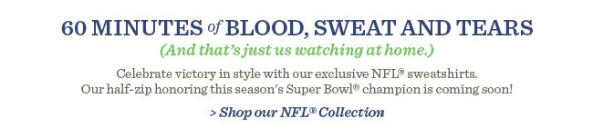 Shop Our NFL(R) Collection