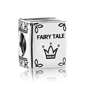 Moments Silver Charm Fairy Tale