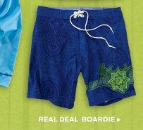 Real Deal Boardie