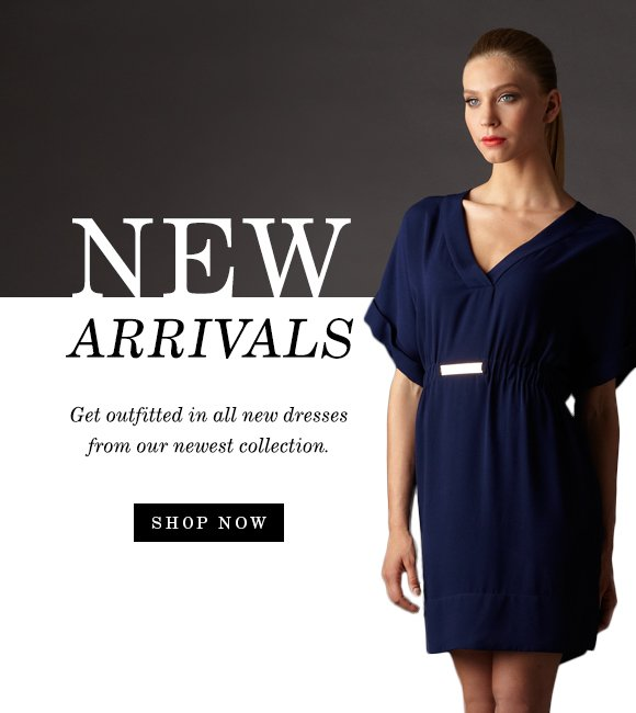 New Arrivals: Get outfitted!
