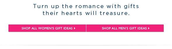 Shop all women's gift ideas. Shop all men's gift ideas.