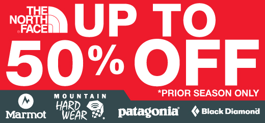Up to 50% off on Winter Clearance