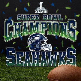Seahawks Victory: Apparel & Accessories