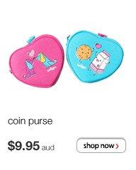 coin purse - $9.95 aud