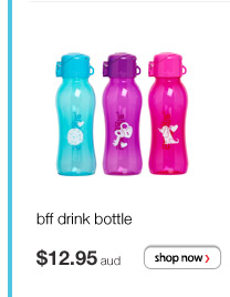 bff drink bottle - $12.95 aud