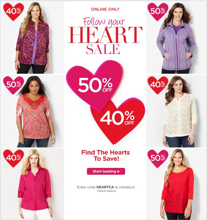 Find the hearts to save!