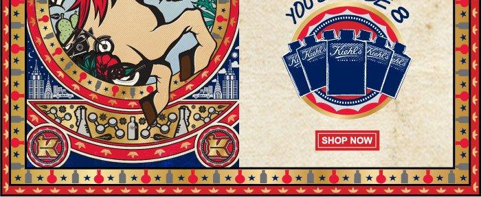 YOU CHOOSE 8 | Kiehl's Since 1851 | SHOP NOW